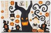 Halloween Festival Sticker Design Muurschildering Home Muursticker Decoratie