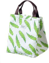 Lunchbag Leaves | Geïsoleerde Lunchbag