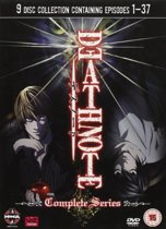 Death Note Complete Series (Import)