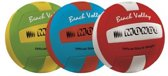 Mondo Volleybal 280 gram - Rood/Wit