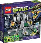LEGO Ninja Turtles Baxter Robot Rampage - 79105