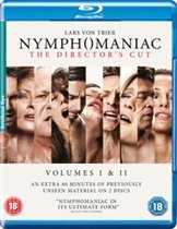 Nymphomaniac Volumes I & II Directors Cut Blu-ray (Import)