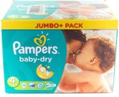Pampers - Baby dry - Maat 4 - 78 stuks