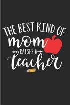 The Best Kind of Mom Raises a Teacher