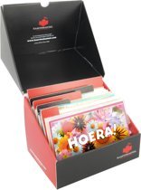 wenskaartenbox met supersortering