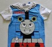 Wit t-shirt van Thomas de Trein maat 98