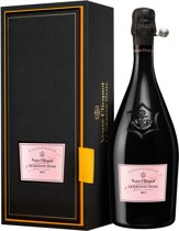 Veuve Clicquot La Grande Dame Rosé Champagne - 2006 - 1 x 75 cl