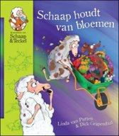 De avonturen van Schaap en Teckel 1 - Schaap houdt van bloemen