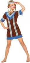Indianen kostuum voor meisjes 140