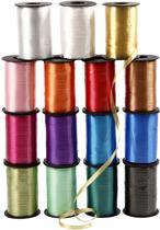 Cadeaulint, b: 10 mm, 15x250 m, diverse kleuren