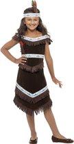 """""""Bruine indianen outfit voor meisjes  - Kinderkostuums - 152/158"""""""