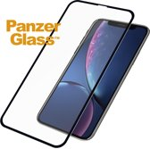 PanzerGlass Case Friendly Screenprotector voor iPhone Xr - Zwart
