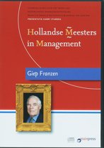 Hollandse Meesters in Management / Giep Franzen over marketing, merken en reclame (luisterboek)