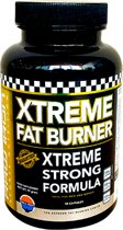 RAW IRON Xtreme Fat Burner afslankpillen