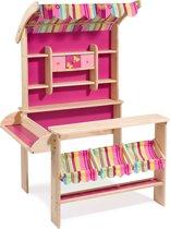 """howa houten speelgoed winkeltje """"Lena"""" met luifel 47462"""