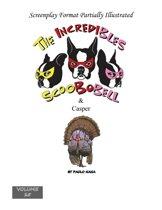The Incredibles Scoobobell & Casper (Volume 25)