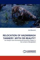 Relocation of Hazaribagh Tannery