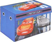 Disney Cars Opbergbox Blauw 50 X 32 X 34 Cm
