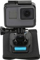Pro Series Rugzak Clip Velcro Mount geschikt voor GoPro en ActionCam