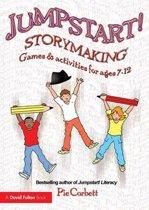 Omslag van 'Jumpstart! Storymaking'
