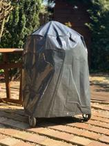Barbecue afdekhoes - BBQ hoes - Protective cover - Ronde barbecue hoes - waterdicht - 70x80cm -