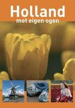 Omslag van 'Holland met eigen ogen'