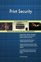 Print Security a Complete Guide