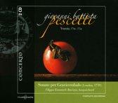 Pescetti: Sonatas For Harpsichord (