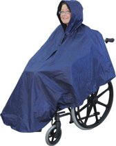 Aidapt poncho voor rolstoel of rollator