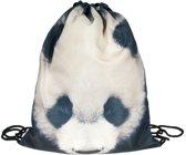 Zumprema Panda - Gymtas - Zwart