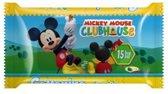 Cottonino Mickey Mouse Vochtige Doekjes - Baby Wet Wipes 18x15 stuks