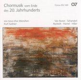Chormusik Vom Ende Des 20. Jh.