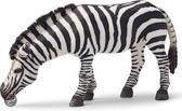 Schleich Zebra Grazend