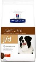 Hill'S Prescription Diet Canine J/D Hondenvoeding - 12 kg
