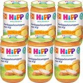 HiPP Bio mlt. 12m - Aardappelstamppot met Kip - 6 stuks 250gr