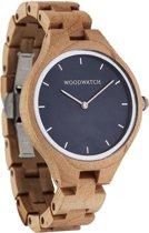 De officiële WoodWatch   Blue Ocean   Houten horloge dames