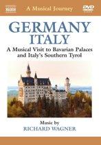 Travelogue Germany Italy
