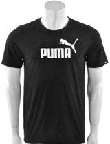 Puma - Essential No. 1 Logo Tee - Heren - maat M