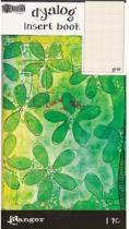 Dyan Reaveley's - Dylusions Dyalog Insert Book - Grid - 1/St
