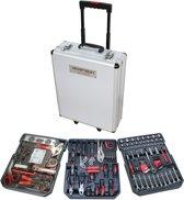 Adler Kraft Gereedschapskoffer gevuld - Inclusief gereedschap - 399 delig