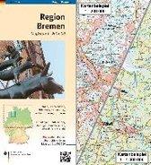 Regionalkarte 1 : 200 000 Blatt Bremen