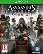 Assassin's Creed: Syndicate - Special Edition  (Xbox One) - Nordic Cover - Engelse taal