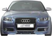 RDX Racedesign Voorspoiler Audi A3 8P Sportback 04- + 3 deurs 2005- (ABS)