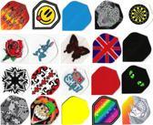 ABC Darts Flights - Metronic - 20 sets