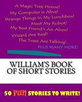 William's Book of Short Stories