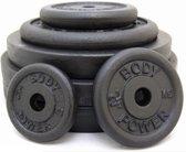 Focus Fitness Halterschijf - 1 x 20 kg - Ø 30 mm
