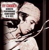 Acoustic Performance: Radio Ranch, 12-12-1972