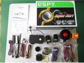 Spy Universeel Autoalarmset Met Start/stop-knop En Keyless Entry