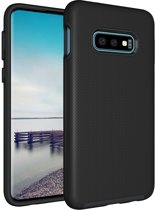 Eiger North Case Hybride Back Cover Samsung Galaxy S10E Zwart
