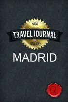 Travel Journal Madrid